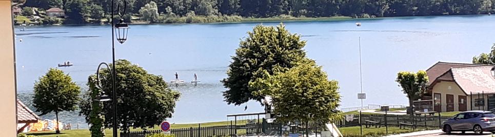 Bienvenue à la Chambres d'hôtes la Roselière du lac - Paladru, France